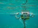 【沖縄・宮古島】海の中を覗いてみよう!シーカヤック&シュノーケル体験ツアー(半日コース)の様子