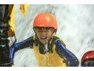 【福島・那須】那須高原で家族そろって川遊び!那須西郷ファミリーキャニオニング!の様子