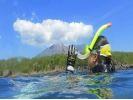 【鹿児島・桜島】器材レンタル一式込み!体験ダイビングの様子