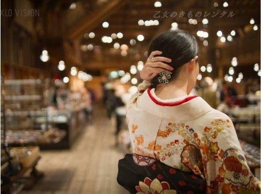 Maiden's kimono のギャラリー