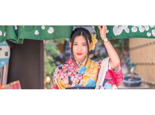 京都きものレンタル 麗のプラン一覧・予約 | アクティビティジャパン