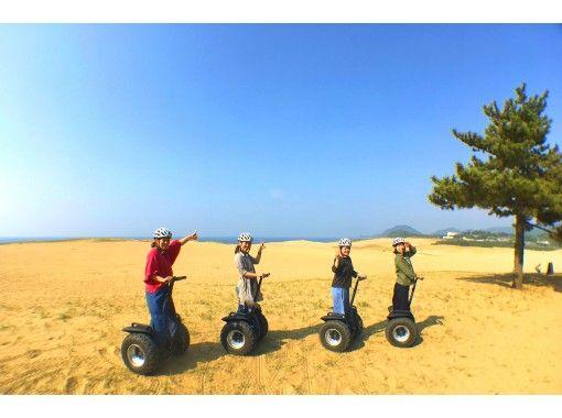 砂丘モビリティツアー のギャラリー