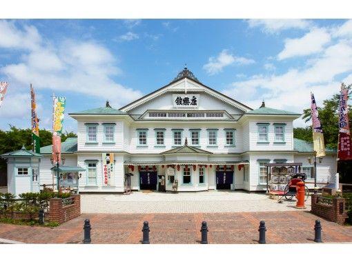 国重要文化財・明治の芝居小屋「康楽館」 のギャラリー