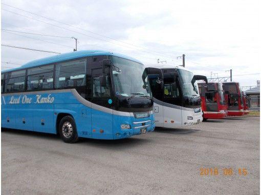 "private charter bus ""Leed One"" at Fukuoka, Japan のギャラリー"