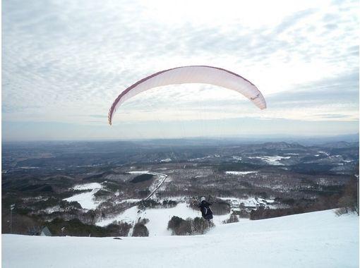 泉ヶ岳パラグライダースクール のギャラリー