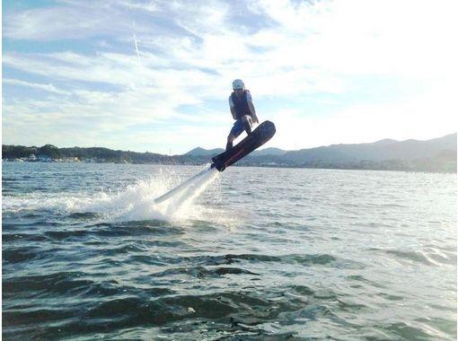 【静岡・浜名湖】初めての方歓迎!ホバーボード体験(初回15分コース)