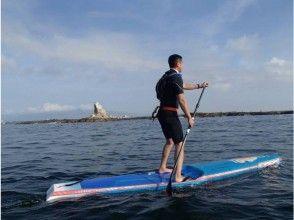 【神奈川県・藤沢市】初心者歓迎!茅ヶ崎の海でSUP体験