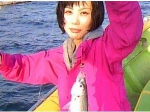"""[神奈川/橫濱]隨時釣魚"""" Aji""""""""半日船釣課程""""歡迎初學者,包括女性和兒童!可空手參加"""