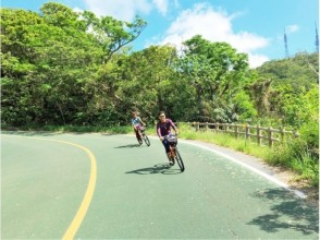【Okinawa · Ishigakijima】 Visit around the observation platform with MTB! Image of Bangna · Downhill Cycling Tour