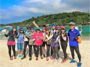 [Okinawa Ishigaki Island] start from Kabira Bay! MTB free cycling tour of image
