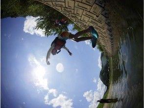 【島根・江の川】初心者でも安心!江の川カヤック体験!夏のショートツアー