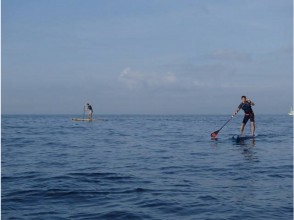 [Kanagawa Prefecture Fujisawa] SUP experience for people! Level-up school in the sea of ​​Chigasaki