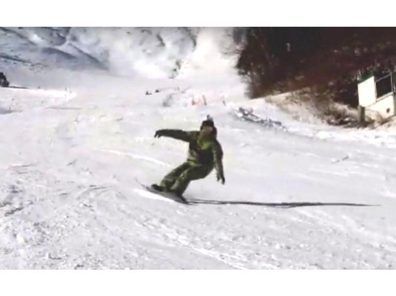 [新潟Higashikanbara]高達單板滑雪※1〜10人公司的強化訓練引入圖像