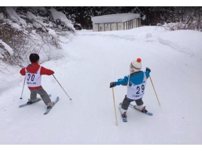 [新潟Higashikanbara]幫助山坡登場!達兒童滑雪簡介圖像或滑雪※1〜5人