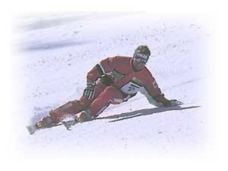 【nagano · shirakabako lake】 learn the caring ski of