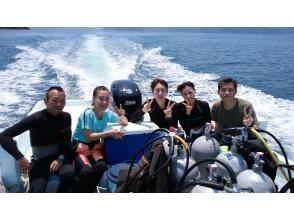 【福井・音海】船で、冠島へ。冠島での体験ダイビング&スノーケリング。