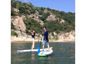 [Hyogo Harima] Beginners welcome! SUP experience (half-day course)