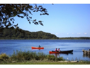 [Hokkaido Kushiro] long course from the healing canoe ♪ Kayanuma to be healed forget the time to Tatsukobu auto campground