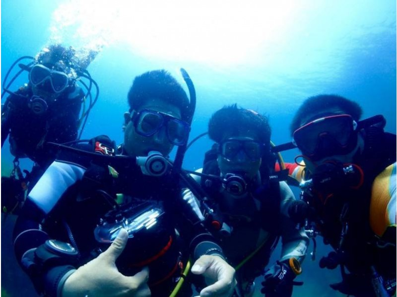 [아이치토요타]다이빙을 시작하자! PADI 스쿠버 다이버 코스