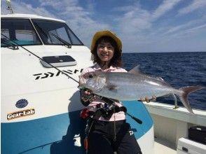 【宮崎・日南海岸】海釣りで大物も狙える!体験フィッシング!ガイドの指導付きなので初心者・お子様も歓迎