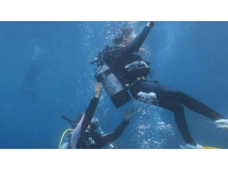 [Saitama ・ 蕨] Scuba Diver Getting licenses Course _ 12 meters beginner level (day trip 4 times)