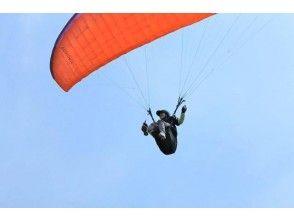 【茨城・つくば】高い所から飛んでみたい!中級ライセンスNP証取得コースの画像