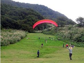【新潟・尾神岳】パラグライダー体験(半日コース)の画像