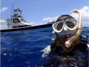 【沖縄・宮古島】更に自由にマリンスポーツを楽しめる!ボートチャーター※アクティビティの組合せ応相談の画像