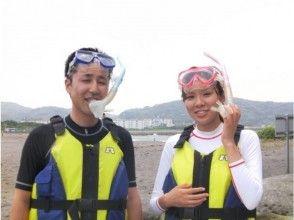 【千葉・沖ノ島】館山の海を満喫!シュノーケリング体験(小学生からOK!)の画像
