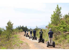 【Fukui / Katsuyama】 Let's ride the Segway for plenty of time! Image of a ride tour