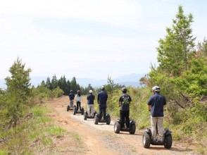 [Fukui - Katsuyama] Let's ride a lot in two hours Segway! Ride Tour