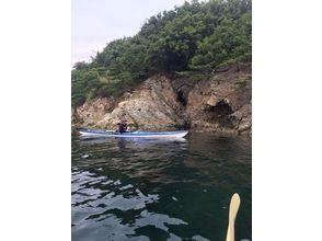 【香川・高松】瀬戸内海を一日中満喫しよう!シーカヤック体験充実プランの画像