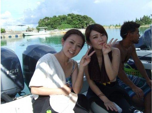 【沖縄・那覇】ケラマ諸島体験ダイビング+シュノーケリング(1日コース)