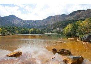 【福島・裏磐梯】磐梯山の火口湖までトレッキング!銅沼(磐梯山)の画像