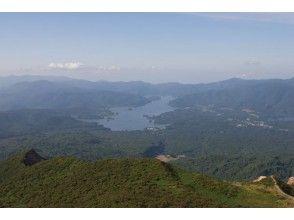 【福島・裏磐梯】360度の眺望を楽しもう!磐梯山トレッキング(登山)の画像