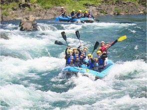 【岐阜】長良川を遊び尽くす!ラフティング満喫1日コースの画像