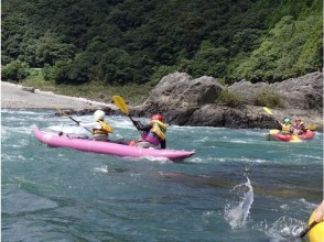 【徳島・那賀川】7.5kmのロングツーリングでダッキーを満喫(初級Bコース)の画像