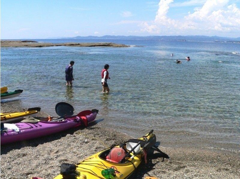 [Wakayama ・ Wakaura Bay】 Sea kayak Experience (1 day tour)