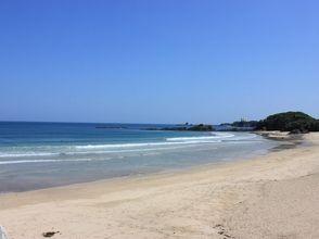 【三重・伊勢】市後浜海岸でサーフィンを楽しもう!半日プランの画像