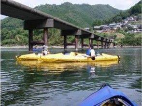 【高知・四万十川】カヌーの聖地を堪能しよう!清流四万十川カヌーキャンプツアー(3泊4日)の画像