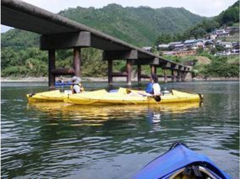 [Kochi ・ Shimanto River] Let's enjoy the sacred place of the canoe! Clear stream Shimanto River canoe camp tour (3 nights 4 days)