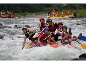 【熊本・球磨川】河原でBBQコース(団体プラン:30~42名)の画像