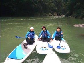 【Tokyo · Okutama】 SUP tour at Shiraruma Lake ♪ half-day short course
