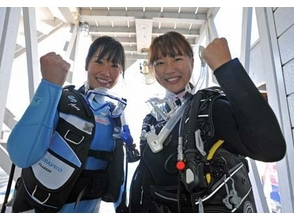 【埼玉・所沢】プール体験ダイビング(1日コース)の画像