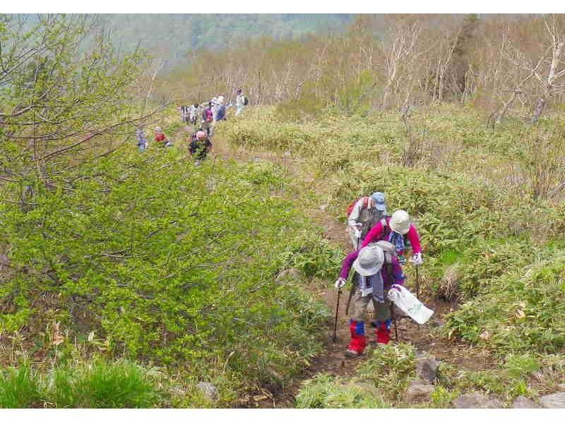 "[Nagano/ Shinshu Shinano] Enjoy together with a professional guide, ""Iiyama trekking"" couples and friends! 2 people ~の紹介画像"