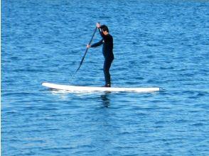 【茨城・大洗海岸】SUP体験コースの画像