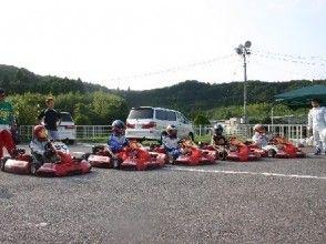 【千葉・茂原/東金/九十九里】手ぶらでレーサー気分!レンタルカートでモータースポーツを楽しもう!の画像