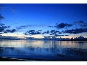 【沖縄・石垣島】日の出・サンセットの美しさに感動!<お散歩SUP>ツアー(90分ショートコース)の画像
