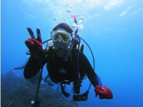 【鹿児島・奄美大島】体験ダイビング(半日コース)の画像