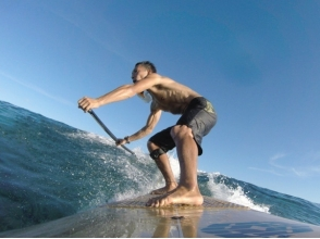 [Okinawa Onna guide Exclusive! SUP cruising course (surfing also available) photography and with SD card gift